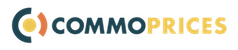 CommoPrices dark logo